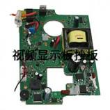 PCB抄板案例-显示板PCB