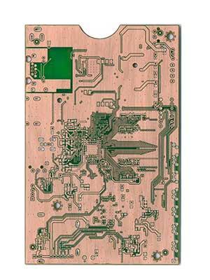 UPS电源线路板背面拆板