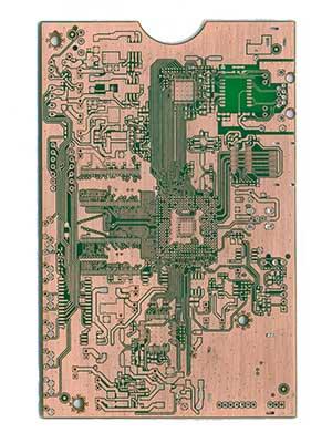 UPS电源线路板电路