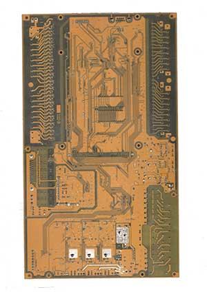 印花机PCB板正面拆板