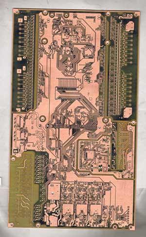 印花机控制线路板电路