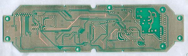 整流滤波稳压电路pcb板图片