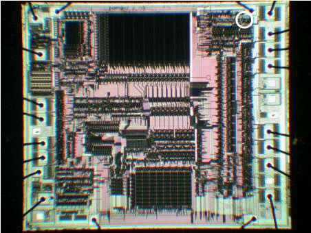 芯片熔丝防解密