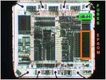 芯片编程接口