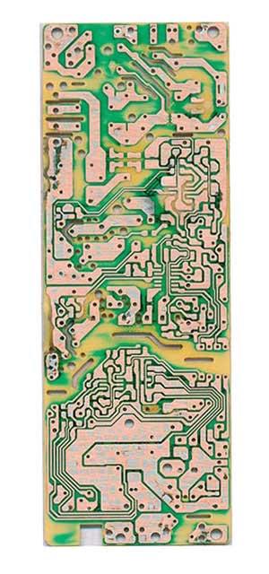开关电源抄板中间层线路图