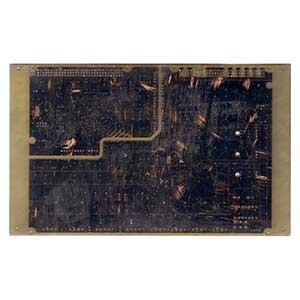 注塑机电脑板控制板中间层磨板2