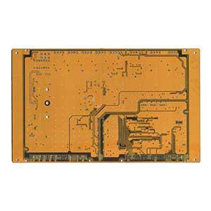 注塑机电脑板控制板底层拆卸元器件