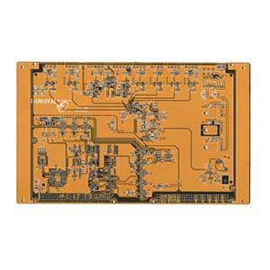 注塑机电脑板控制板顶层拆卸元器件