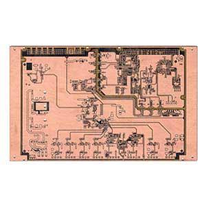 注塑机电脑板控制板顶层磨板